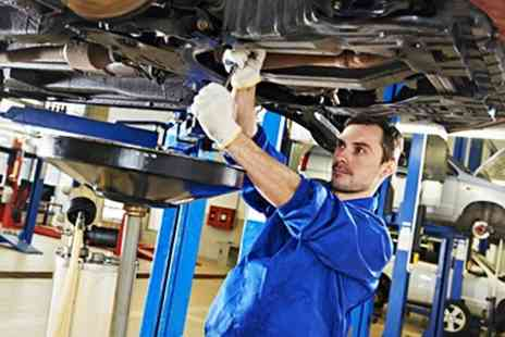 Perivale Motor Repairs - 66 Point Check and Wheel Alignment - Save 13%