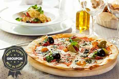 Lucca Bar & Kitchen - Italian Lunch For Two - Save 45%