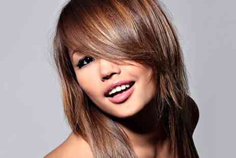 Inspirations Hair Design - Half Head Highlights or Full Colour With Cut and Condition - Save 60%