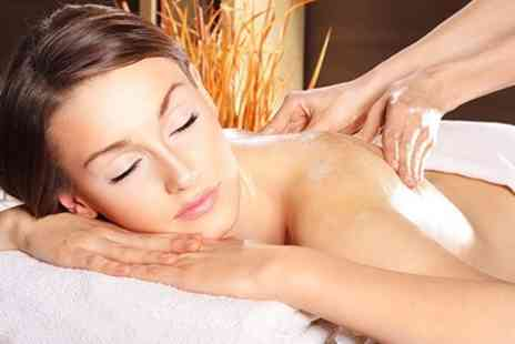 The Therapy Centre - Dermalogica Skin Treatment and Back Massage - Save 64%