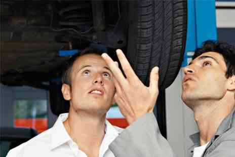In Town Automotive - Laser Wheel Alignment With Check and Adjustment - Save 76%