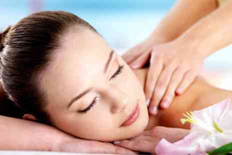 Beauty Box Worcester - Massage and Facial Plus Pedi - Save 62%