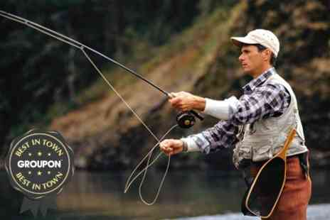Bewl Water Kent - Four Hour Fly Fishing Experience - Save 65%