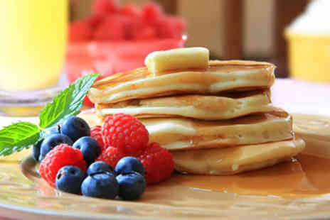 The Pancake House - Any sweet pancake worth £4 - Save 60%