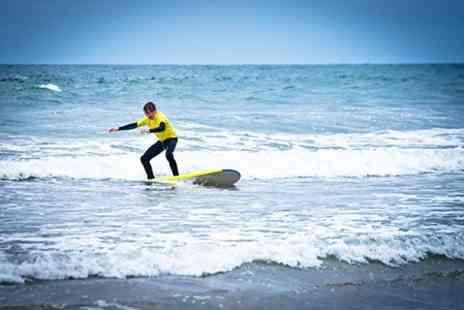 Northside surf school- - Two Hour Surfing Lesson - Save 52%