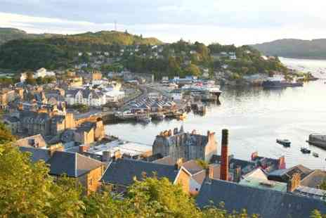 Holidays in Oban - In Oban Two Nights For Two - Save 56%