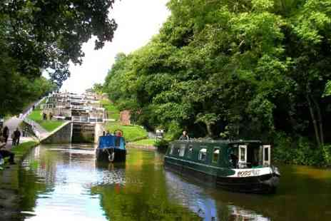 Hapton Valley Canal Boats - In Pennine Lancashire Two Night Cruise For Up To Nine - Save 13%