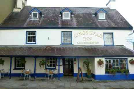 The Kings Head - In Brecon Beacons Two Nights For Two With Breakfast - Save 53%