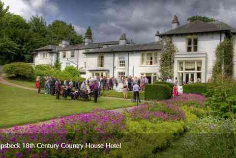 The Rampsbeck Country House Hotel - One Night Lake District Break for two - Save 26%