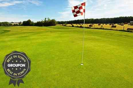 Blacknest Golf & Country Club - 18 Holes of Golf For Two - Save 69%