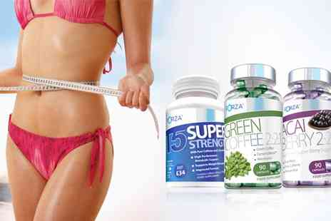 Forza Supplements - Choice of Supplement Pills - Save 43%