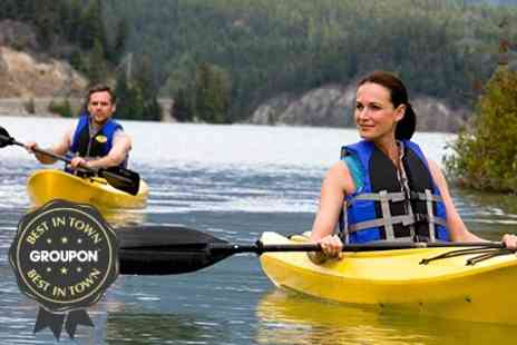 Harbour Challenge - Kayaking Taster Session - Save 50%