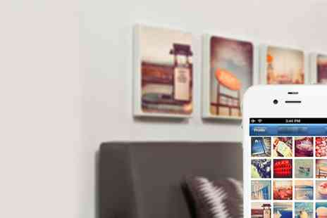 Fast Canvas Prints - Get a Customised Instagram Canvas Print - Save 83%