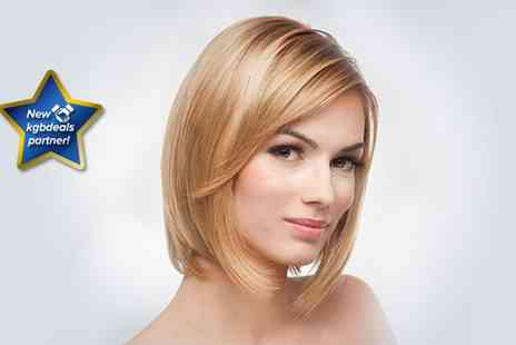 HB Clinic - Wash cut blow dry and conditioning treatment - Save 50%