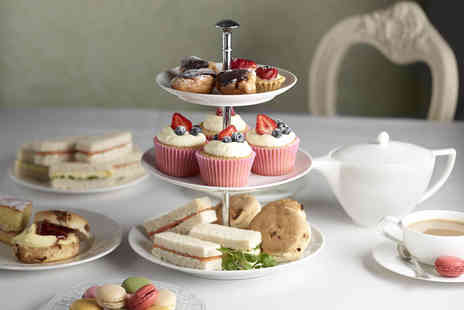 Treasure Chest Tea Shop - Afternoon tea for 2 including sandwiches a cake or scone & tea or coffee - Save 50%
