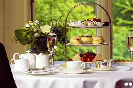Tophams Hotel - Afternoon tea for two with a glass of bubbly - Save 59%
