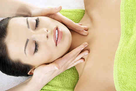 Jessicas Beauty Bar - Swedish massage, express facial & manicure or pedicure - Save 79%