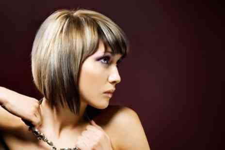 Alana Hair and Beauty - Half Head Highlights Cut and Finish Plus Conditioning Treatment - Save 52%