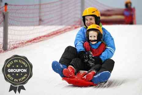 Chillfactore - One Hour Snow Park Pass - Save 55%