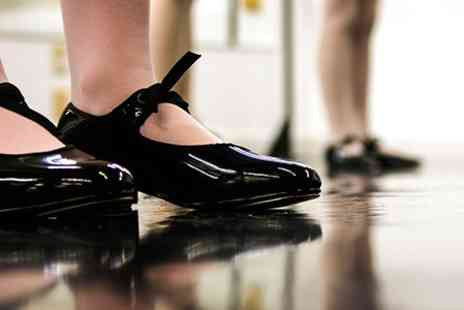 Sharona Stage School - Tap Dancing Introductory Session - Save 40%