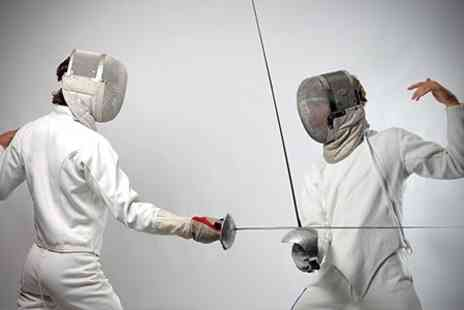 Fighting Fit Fencing - Tuition For Beginners - Save 71%