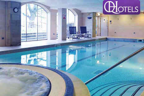 Tankersley Manor - Spa Day for Two with Towel Hire Refreshments- Save 69%