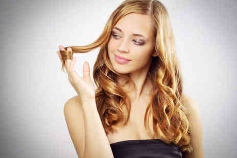 Fake It Hair & Beauty - Haircut and Blow Dry with Half Head of Highlights or Full Head of Colour  - Save 62%