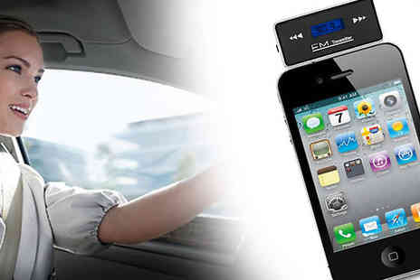 Betafresh BV - Revolutionise the way you listen to your favourite tracks with the Universal Hands Free Car Kit - Save 67%