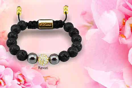 Nirbana Soul - Three Power and Wellbeing bracelets - Save 51%