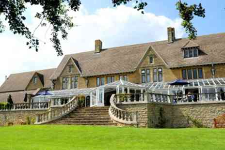 Cricklade House - Cotswolds Manor Hotel with Fine Dining - Save 34%