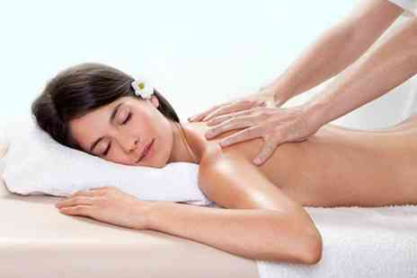 Treat Aveda Hair and Beauty - One Hour MassagePlus Facial - Save 68%