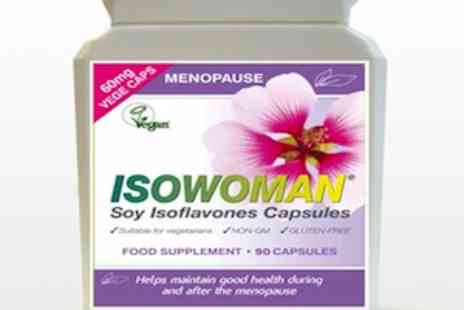 Isowoman Supplements - One Months Supply  Of Isowoman  For Fast Relief  - Save 56%