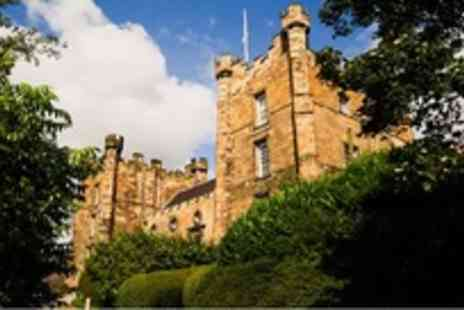 Lumley Castle Hotel - Two night stay for two - Save 71%