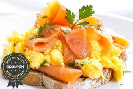 The Lounge at The Cube - Prosecco Brunch For Two - Save 58%