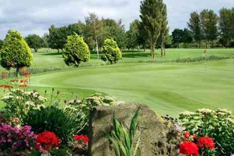 Peterstone Lakes - 18 Holes of Golf For Two With Breakfast - Save 57%