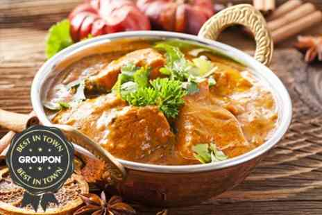 The Curry Place - Two Courses With Sides For Two - Save 60%