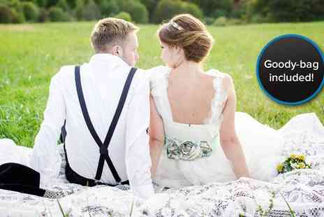 Aye Do - VIP entry for two people to wedding fayre - Save 50%