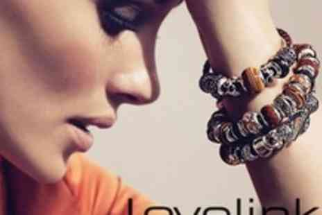 Adorn Fine Jewellery - Lovelinks Sterling Silver Bracelet Plus Voucher Towards Choice of Beads - Save 51%