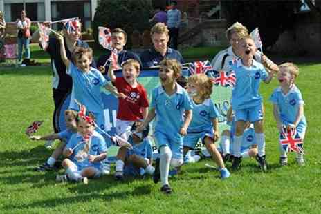 Eton Marketing - Eight Kids Football Lessons For One - Save 66%