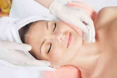 The Pamper Parlour - Choice of Beauty Treatments Including Marine or Collagen Facial - Save 50%