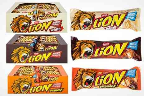 Premium Brands 4 Less - Nestle Lion Bars With Choice of Flavours - Save 36%