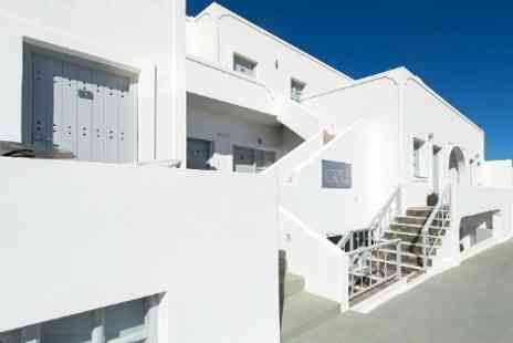 Azul Hotel Santorini - In Santorini Three Nights For Two With Breakfast and Welcome Drink - Save 49%
