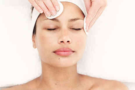 Kellys Salon - Dermalogica Microzone Facial or Thermal Stamp Back Massage - Save 52%