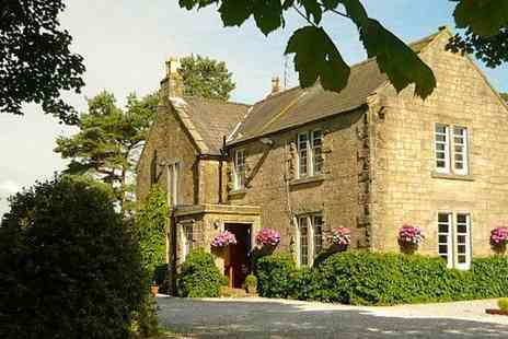 Blackaddie House Hotel - Two night stay for two including full breakfasts - Save 55%