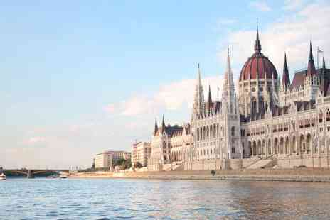 City Travellers - Three night Budapest break with flights - Save 50%
