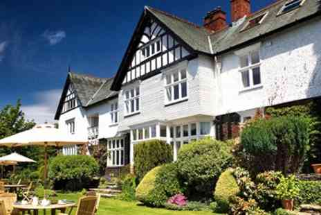 Lindeth Howe Country House Hotel - Gourmet Lake District Getaway including Dinner - Save 45%