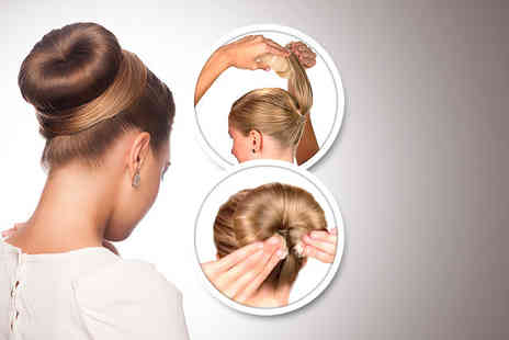 Trend Essential - Two Hot Buns hair styling accessories - Save 79%
