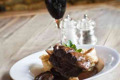 The Waggon and Horses Culham - Steak Meal With Wine For Two - Save 50%