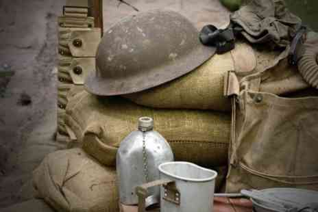 Soldiers of Gloucestershire Museum - Entry With Tea and Cake - Save 58%