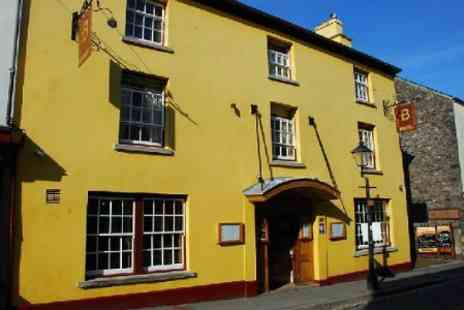 Browns - In Devon One  night for Two with a 5 Course Tasting Menu - Save 53%